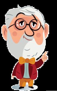 Blog Man Professor